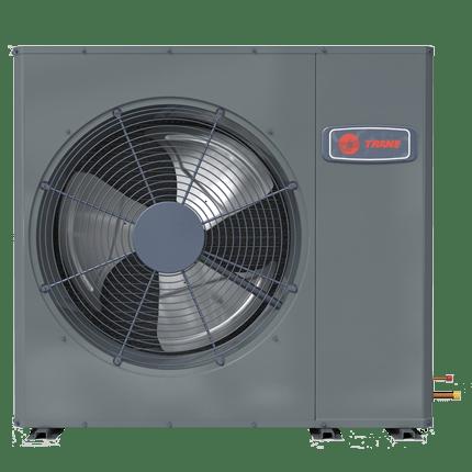 Trane XR16 low profile air conditioner.