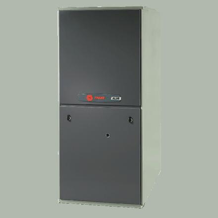 Trane XL95 gas furnace.