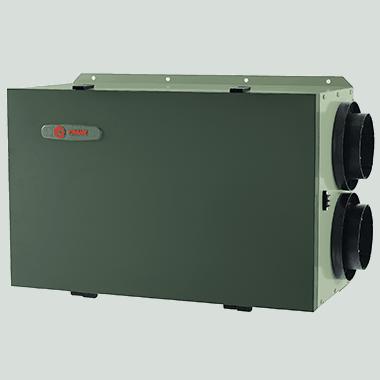 Trane FreshEffects Energy Recovery Ventilator.