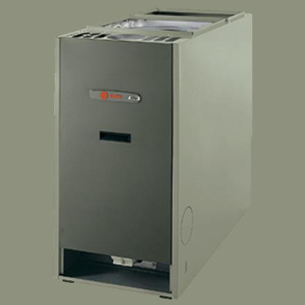 Trane XP80 oil furnace.