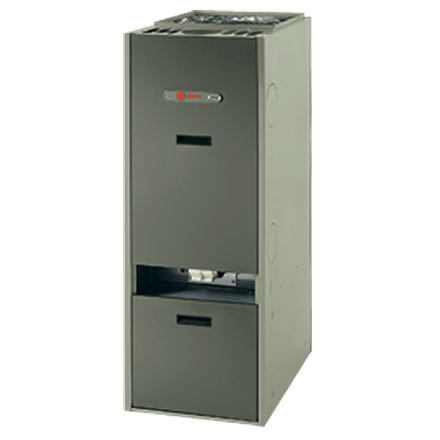 Trane XV80 oil furnace.