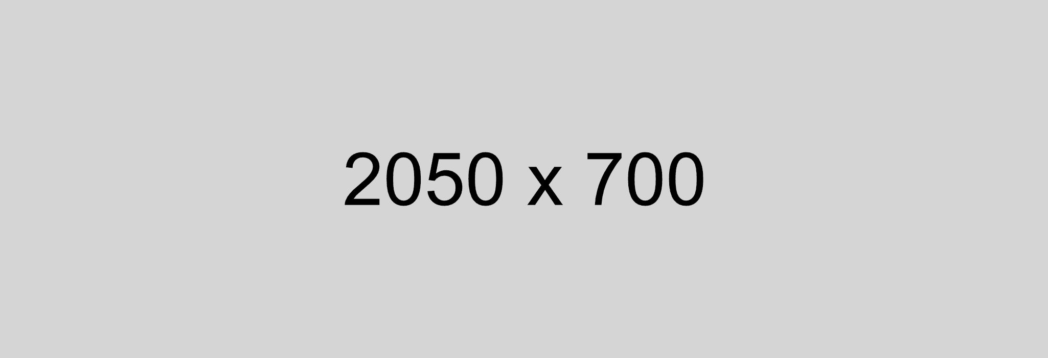 2050x700