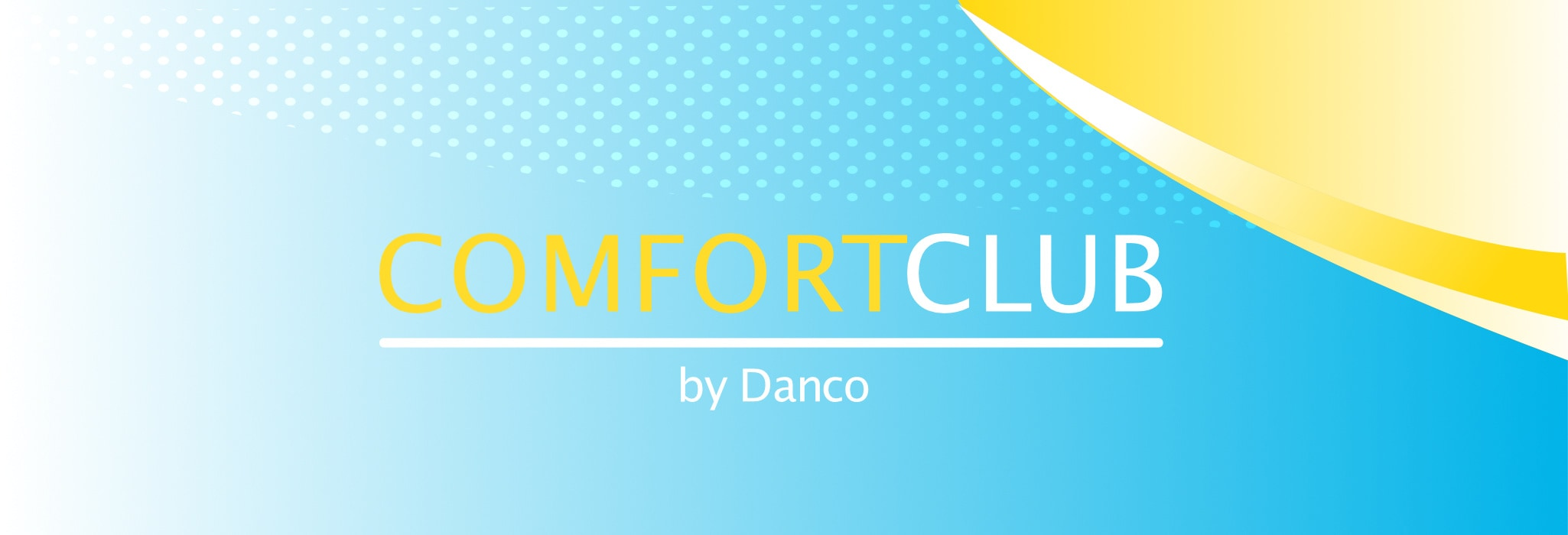 Comfort Club Banner 2